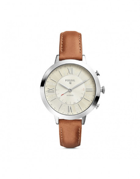 Reloj Fossil Hybrid Smartwatch Q - Jacqueline Luggage leather