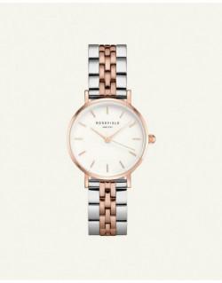 Reloj Rosefield The small edit white